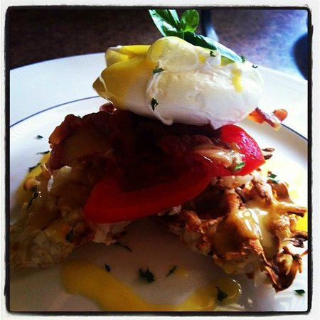 Freemason Inn Bed & Breakfast : Breakfast Special