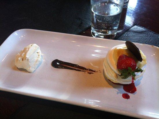 Club Tapiz Hotel: 甜點
