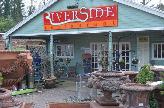 Wilton Garden Centre Riverside Restaurant