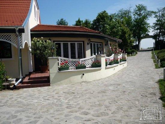 Hotel Oreg Malom