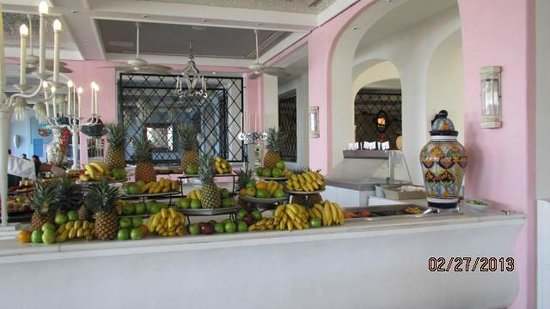 Club Med Ixtapa Pacific: Salle à diner