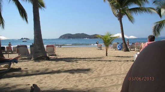 Club Med Ixtapa Pacific: Plage