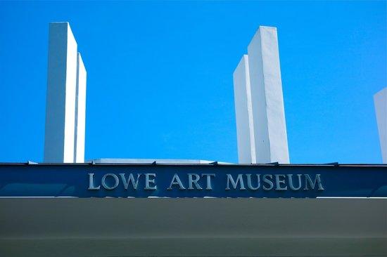 The Lowe Art Museum