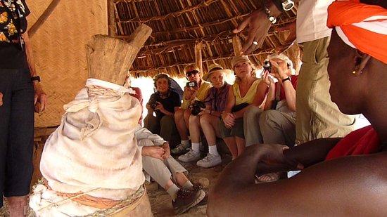 Quinhamel, Guinea-Bissau: Our culture