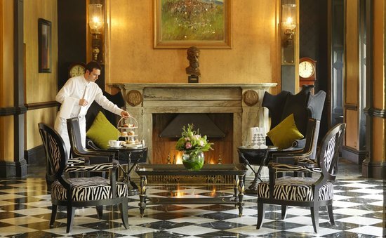 Hotel Meyrick: Afternoon Tea