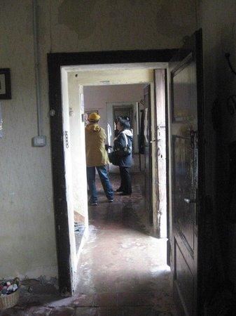 L 39 interno della casa contadina particolare foto di la for Interno della casa