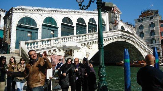 Hotel San Cassiano - Residenza d'Epoca Ca' Favaretto: rialto bridge