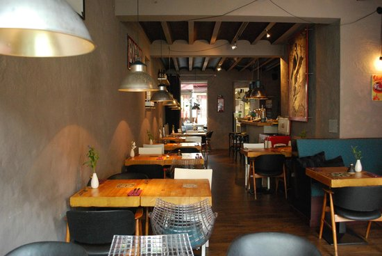 Atelier26: restaurant