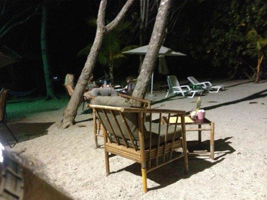 Playa Cielo: restaurant