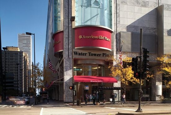 American Girl Place Chicago