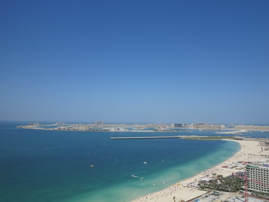 Sofitel Dubai Jumeirah Beach : View