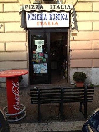 Pizzeria Italia dal 1987: primavera in pizzeria Italia