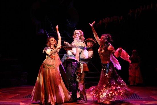 Shakespeare Theatre of New Jersey: Man of La Mancha, 2012 © Gerry Goodstein