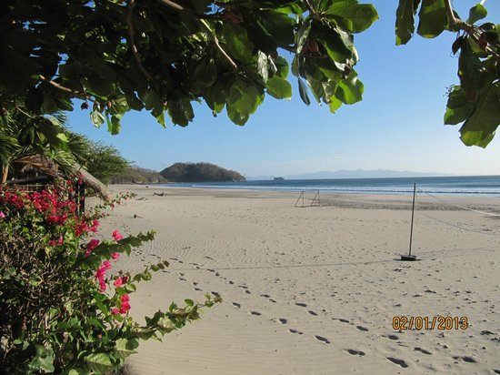 La Veranera - Playa El Coco: Out towards beach