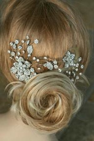 Allure Day Spa : wedding hair