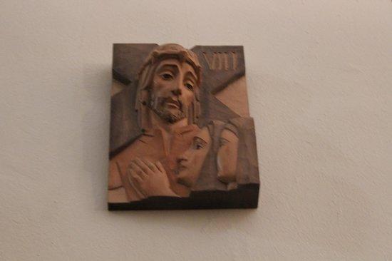 Catedral de Alcala de Henares: via crusis