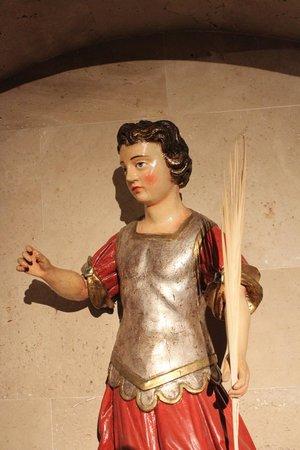 Catedral de Alcalá de Henares: niño santo