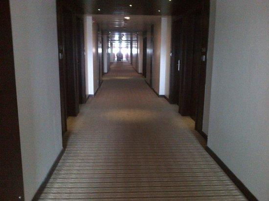 Daspalla Hotel: lobby