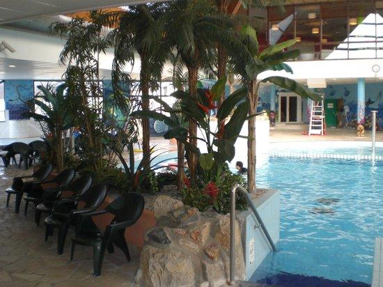 Pierre & Vacances Village Club Normandy Garden: centre aquatique