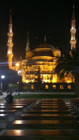 Dilhayat Kalfa Hotel: Blue Mosque, Istanbul