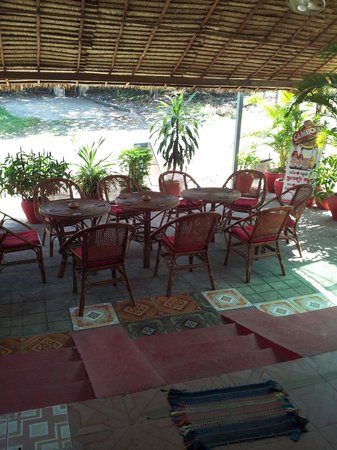 Bongo Lounge Guesthouse: So relaxing and really close to tourist hotspots