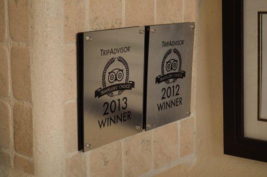 Mision de los Arcos: Premios!