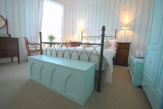 The Summer House: superior room