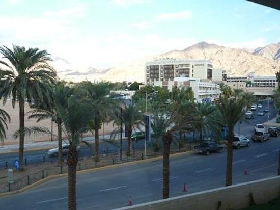 Kempinski Hotel Aqaba Red Sea: منظر خلفي