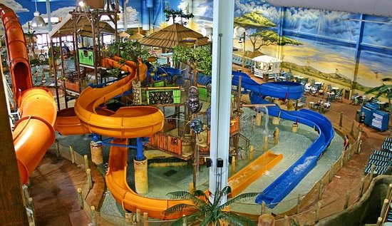 Kalahari Resorts & Conventions - Sandusky, Ohio (OH) 2018 Review ...