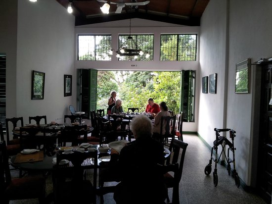 Asa Wright Nature Centre and Lodge: Dining Room