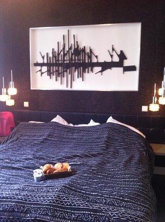 Hotel Weber: bedroom