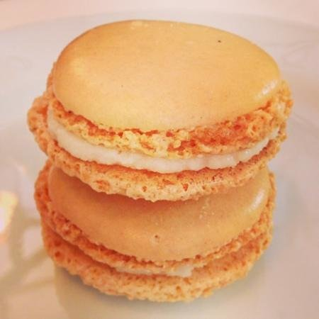 Ai Piani : macarones al cocco