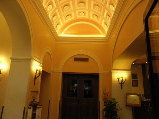 Exe Hotel Della Torre Argentina : ingresso