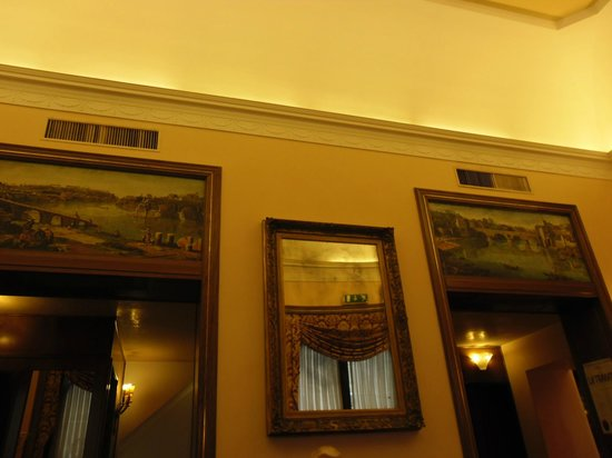 Exe Hotel Della Torre Argentina: ingresso