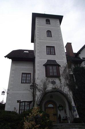 Hotel Schloss Thannegg: Aussenansicht