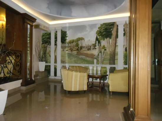 Exe Hotel Della Torre Argentina: salottino