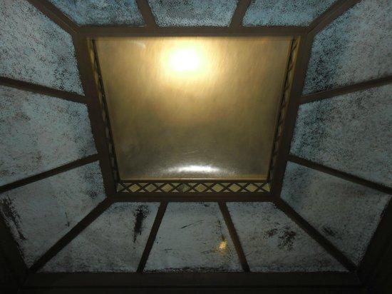 Exe Hotel Della Torre Argentina: vetrata salotto