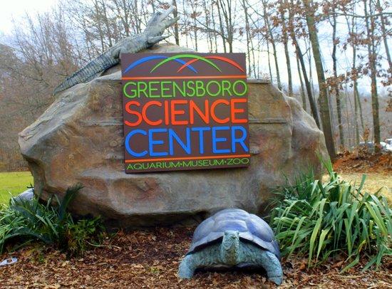 Greensboro North Carolina Natural Science Center