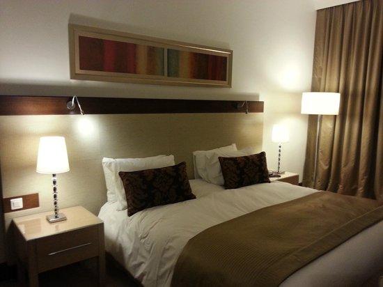 El Aurassi Hotel: la chambre