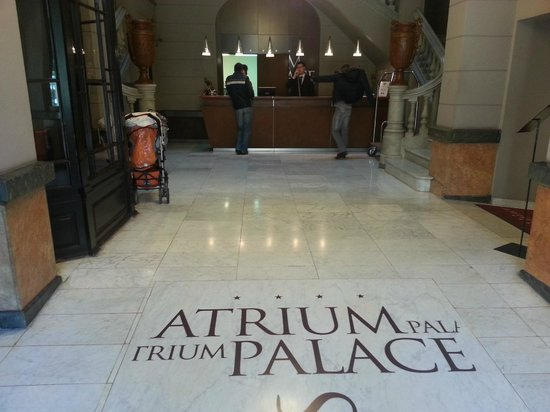 Hotel Acta Atrium Palace: OTEL GİRİŞİ