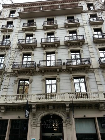 Hotel Acta Atrium Palace: OTEL DIŞ GÖRÜNÜŞÜ