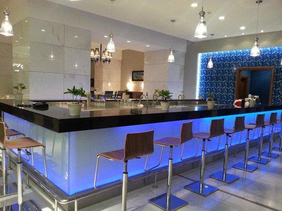 El Aurassi Hotel: restaurant les Taggarins