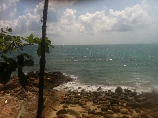 Club Med Bintan Island: superb view of private spa treatment room