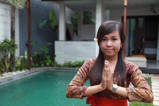 Grania Bali Villas: Welcome