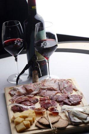 Champagneria Bottiglieria del Massimo : il nostro tagliere