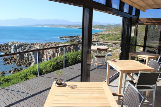 Cliff Lodge: The sensational View