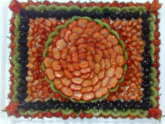 Matrimonio In Jazz : Torta di frutta per matrimonio picture of jazz bistrot