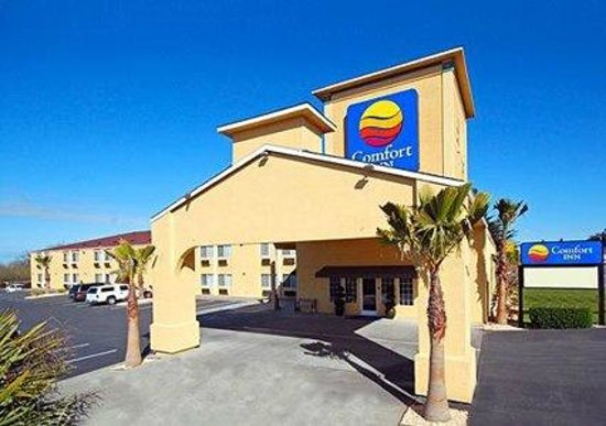 Comfort Inn Humboldt Bay: Hotel Entrance
