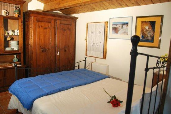 Bed and Breakfast Percorso Verde: Interno della Casetta