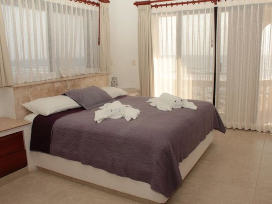 Bedroom with beautiful ensuite